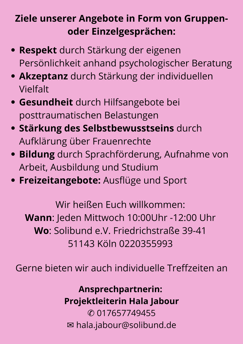Flyer - Starke Frauen - 02.06.2020 - 02_800